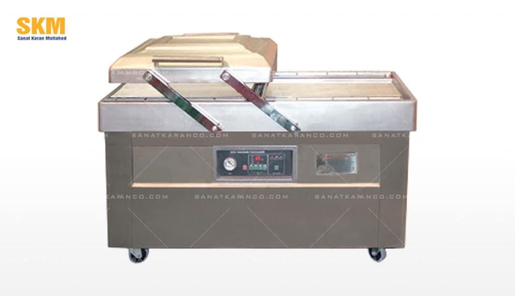 دستگاه بسته بندی وکیوم SKM-۱۲۰۷